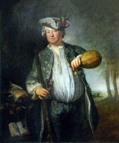 Dietrich Freiherr von Keyserlingk | Antoine Pesne | Oil Painting