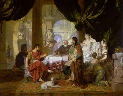 Cleopatras Banquet | Gerard de Lairesse | Oil Painting