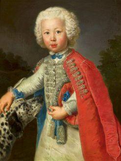 Portrait of a Boy | Antoine Pesne | Oil Painting