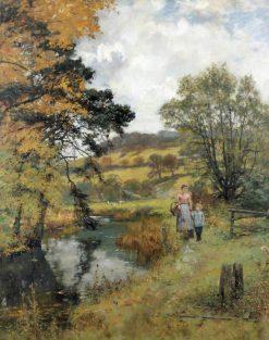 Early Autumn | Henry John Yeend King | Oil Painting