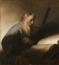 Apostle Paul | Jan Lievens | Oil Painting