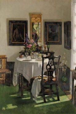 The breakfast room | Patrick William Adam | Oil Painting