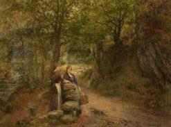 Market Morning | Henry John Yeend King | Oil Painting