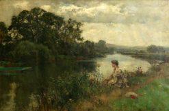 Landscape | Henry John Yeend King | Oil Painting