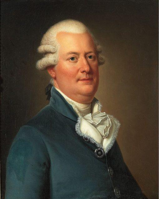 Portrait of Mr Lyttkens | Adolf Ulrik Wertmuller | Oil Painting