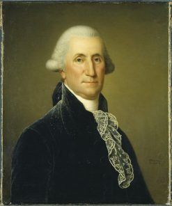 Portrait of George Washington | Adolf Ulrik Wertmuller | Oil Painting