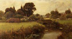Pastoral Landscape | Henry John Yeend King | Oil Painting