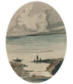 A View of Koktebel | Maximilian Voloshin | Oil Painting