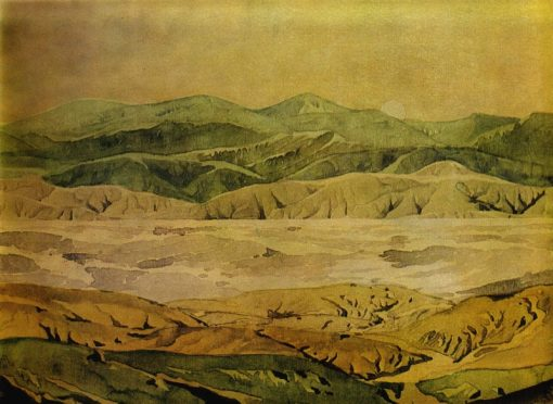 Landscape | Maximilian Voloshin | Oil Painting