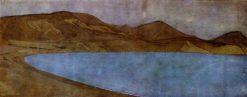 The Blue Lagoon | Maximilian Voloshin | Oil Painting