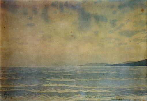 Seascape | Maximilian Voloshin | Oil Painting