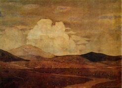 Clouds | Maximilian Voloshin | Oil Painting