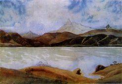 Windy Day | Maximilian Voloshin | Oil Painting