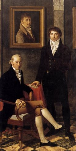Portrait of Francois Wynckelman