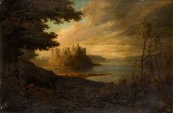 Conway Castle | Thomas Miles Richardson