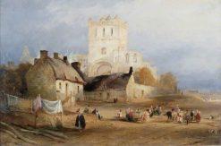 Jedburgh Abbey   Thomas Miles Richardson