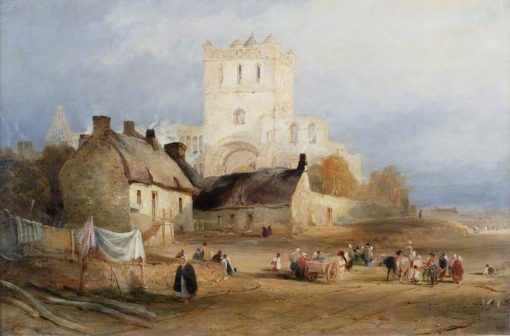 Jedburgh Abbey | Thomas Miles Richardson