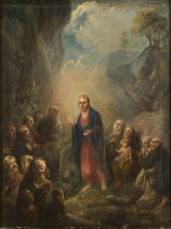 Till Komme Ditt Rike | Elias Martin | Oil Painting