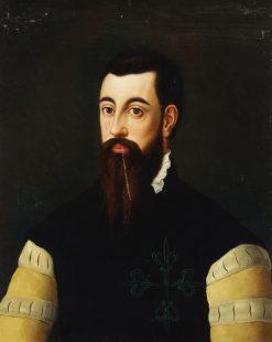 Garcilaso de la Vega y Guzmán | Manuel Ojeda y Siles | Oil Painting