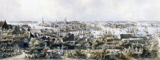 Stockholm | Elias Martin | Oil Painting