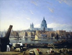 The City from Bankside