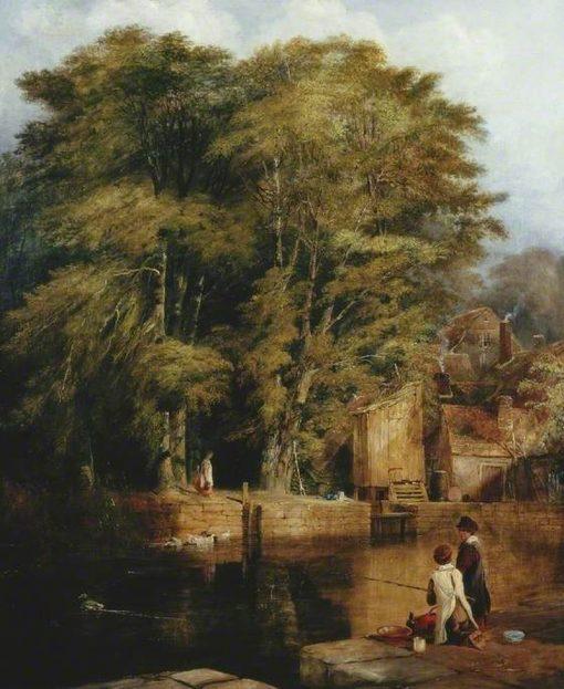 Young Anglers
