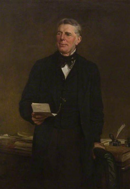 John Beasley of Chapel Brampton | Henry Tanworth Wells | Oil Painting