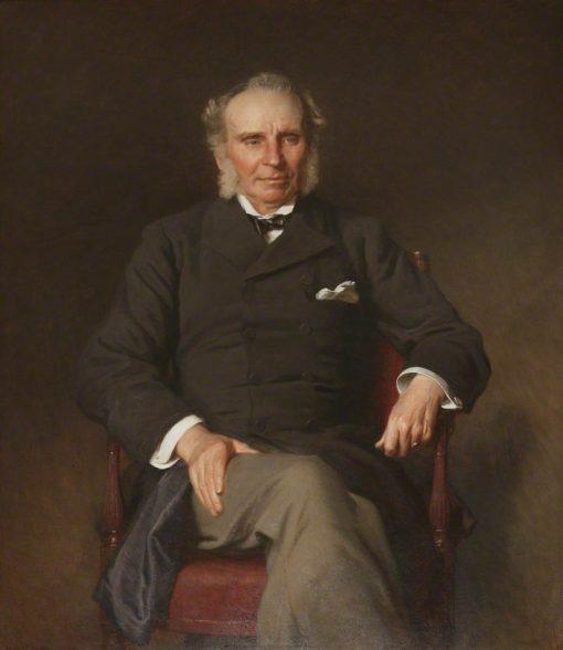 John Corbett | Henry Tanworth Wells | Oil Painting