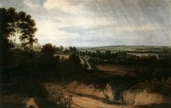 Landscape before the Rain | Lodewijk de Vadder | Oil Painting