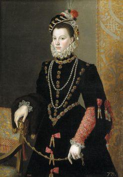 Queen Isabel de Valois