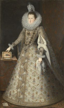 Portrait of Margaret of Austria