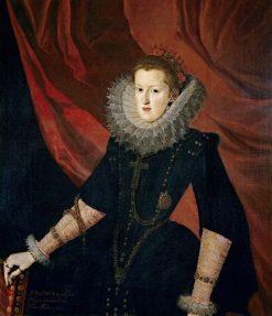 Portrait of Margaret of Austria