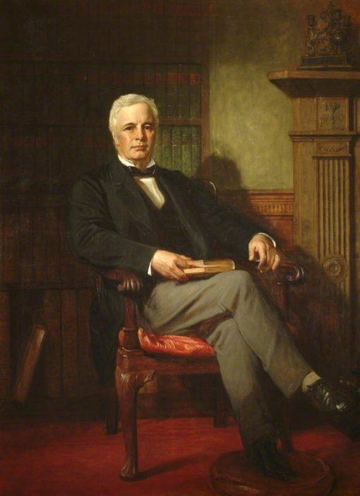Peter Locke King | Henry Tanworth Wells | Oil Painting