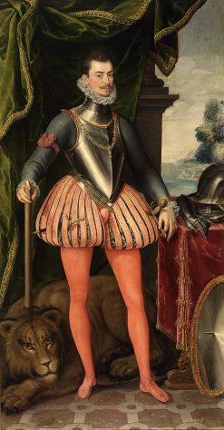 Don Juan de Austria | Juan Pantoja de la Cruz | Oil Painting