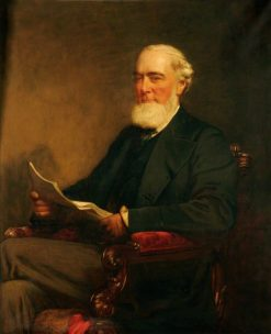 Sir Willoughby Jones | Henry Tanworth Wells | Oil Painting