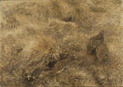 Autumn Landscape with Partridges | Bruno Liljefors | Oil Painting