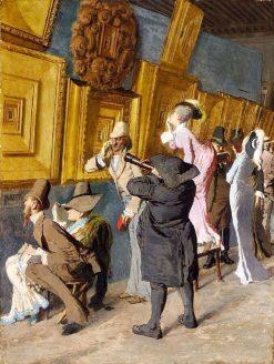 Le Nostre Esposizioni | Giacomo Favretto | Oil Painting