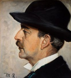 Johannes Wilhjelm | Michael Peter Ancher | Oil Painting