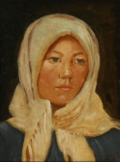 Young woman from Skagen