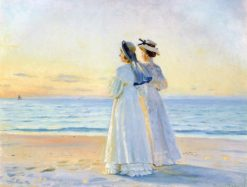 Skagen | Michael Peter Ancher | Oil Painting