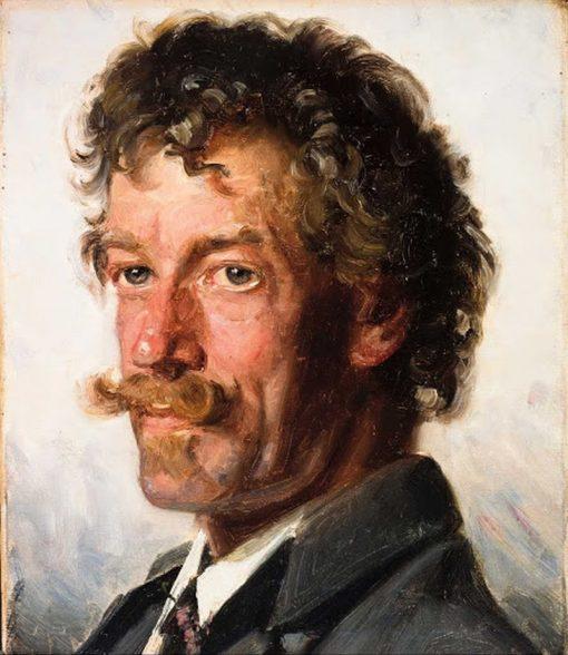 Anton Svendsen | Michael Peter Ancher | Oil Painting