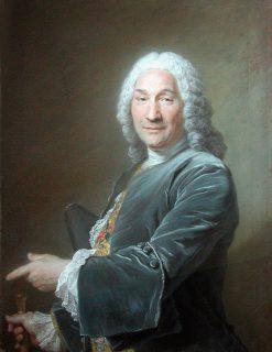 Portrait of Rene Fremin