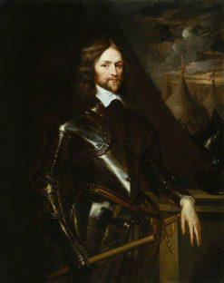 Henry Ireton   Robert Walker   Oil Painting
