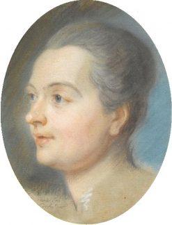 Madame de Pompadour | Maurice Quentin de La Tour | Oil Painting
