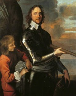 Oliver Cromwell | Robert Walker | Oil Painting