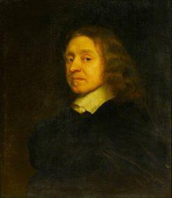 Portrait of a Gentleman   Robert Walker   Oil Painting