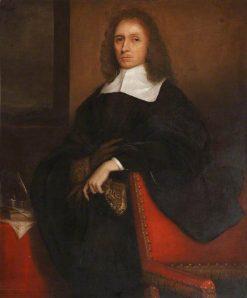 Sir Richard Onslow | Robert Walker | Oil Painting