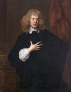 Sir John Acland   Robert Walker   Oil Painting