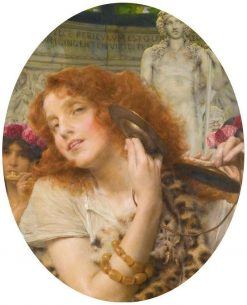Bacchante | Sir Lawrence Alma-Tadema | Oil Painting