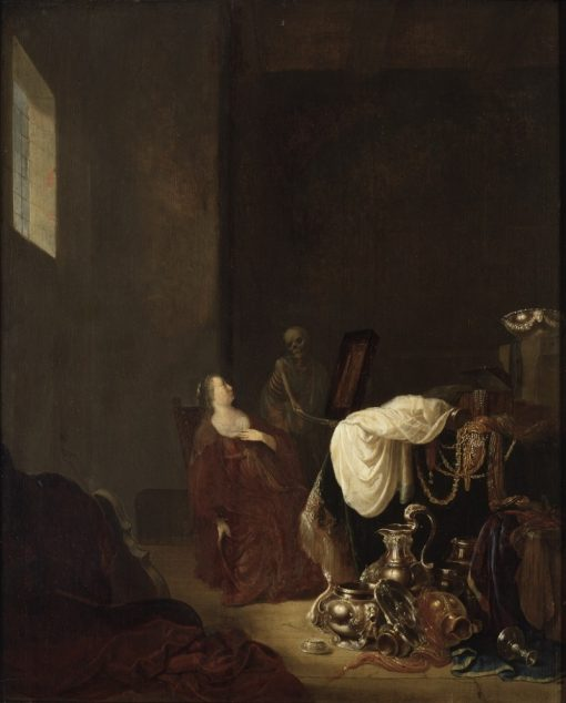 Vanitas Allegory | Willem de Poorter | Oil Painting